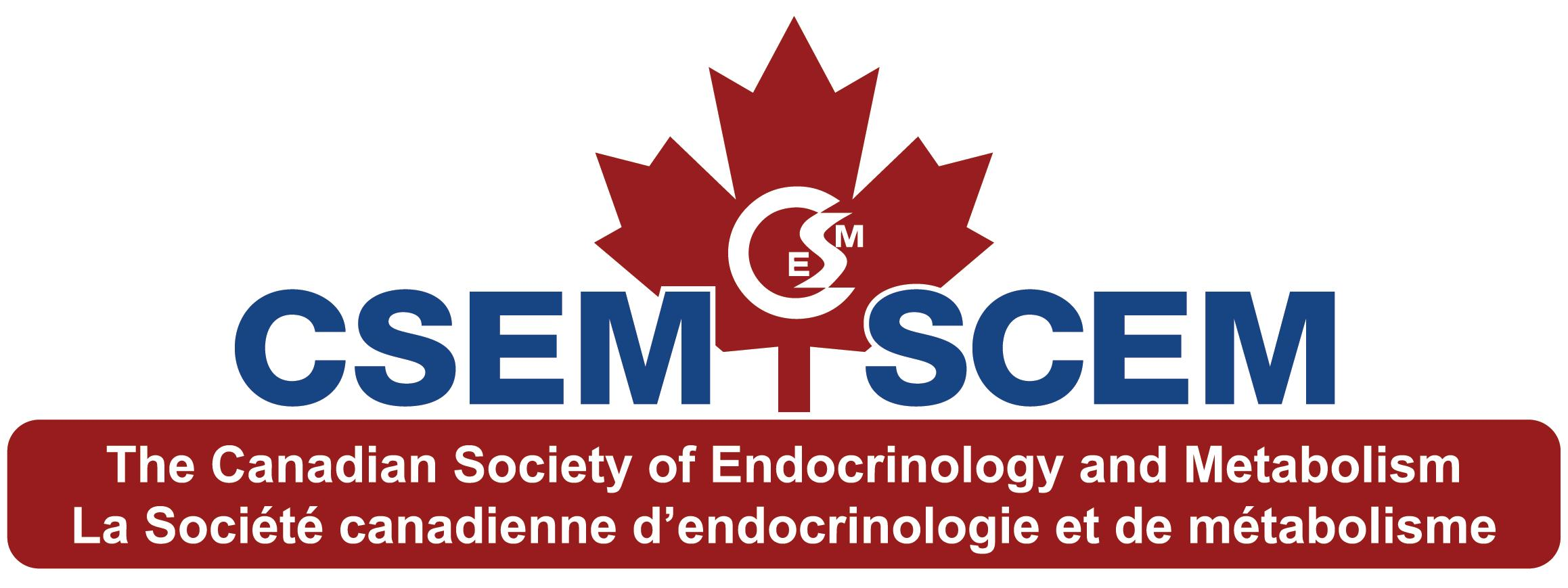 HOME - CSEM The Canadian Society of Endocrinology and Metabolism